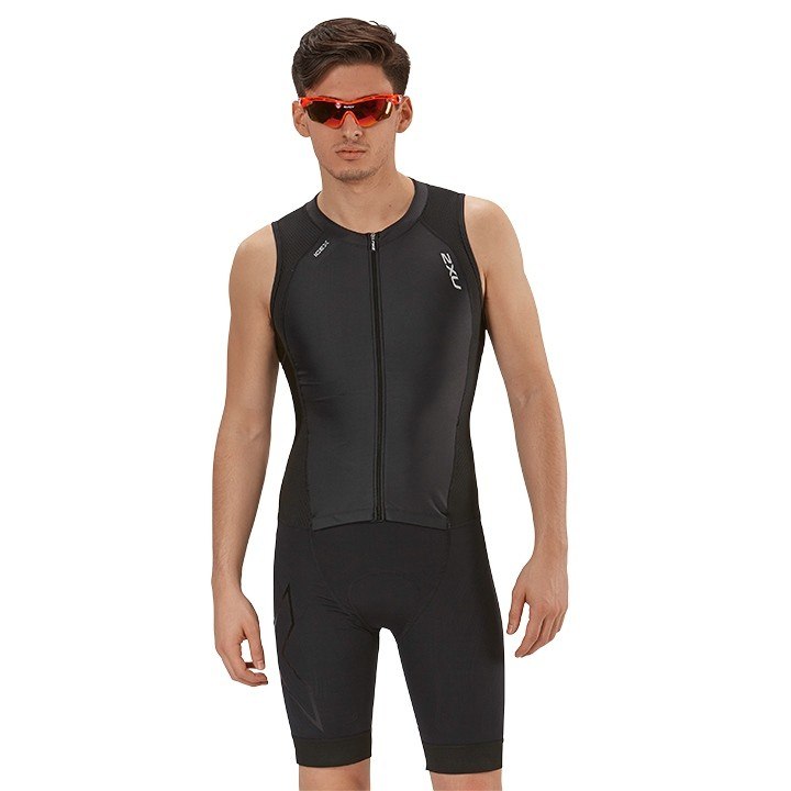 Body triahtlon sans manches 2XU Compression
