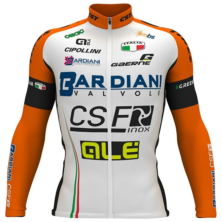 2017 Maillot manches longues BARDIANI CSF