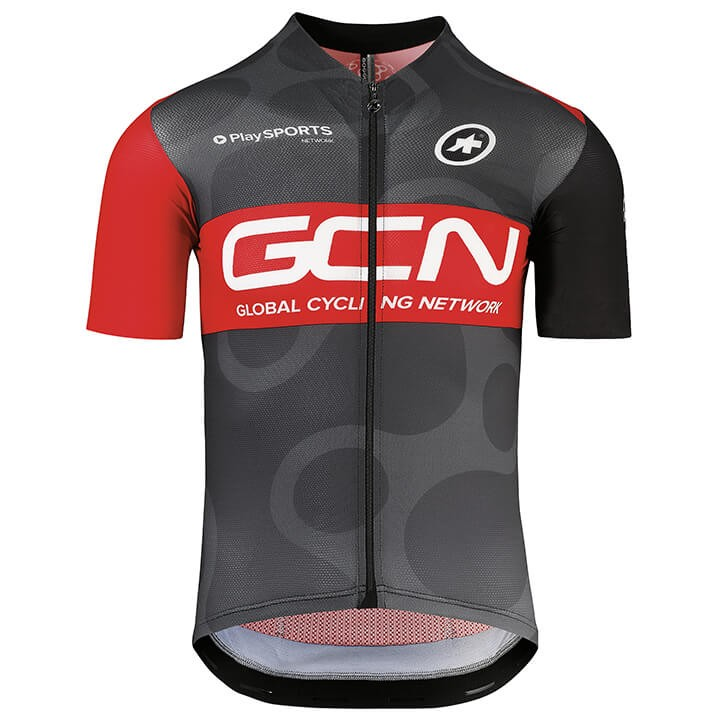 2018 Maillot manches courtes GLOBAL CYCLING NETWORK Team