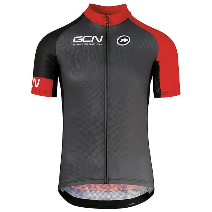 2018 Maillot manches courtes GLOBAL CYCLING NETWORK Training