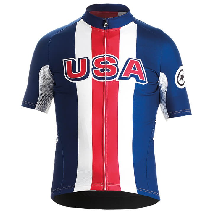 2018 Maillot manches courtes USA NATIONAL TEAM