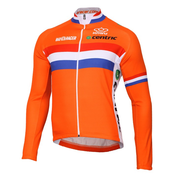 2016 Maillot manches longues EQUIPE NATIONALE NéERLANDAISE