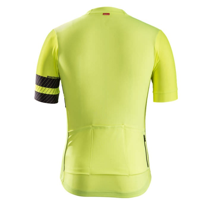 Maillot manches courtes BONTRAGER Circuit Geo-Scope