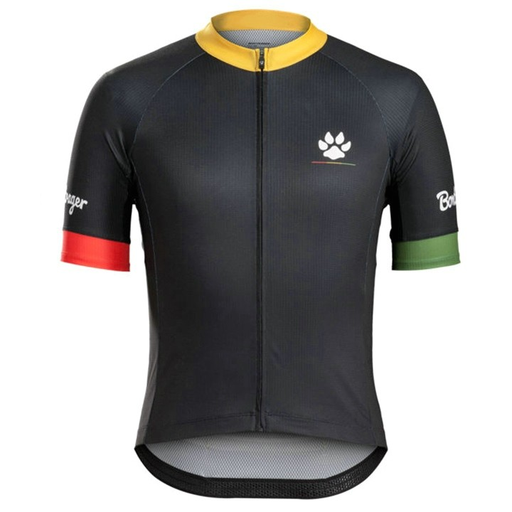 Maillot manches courtes BONTRAGER Specter Rasta Paw