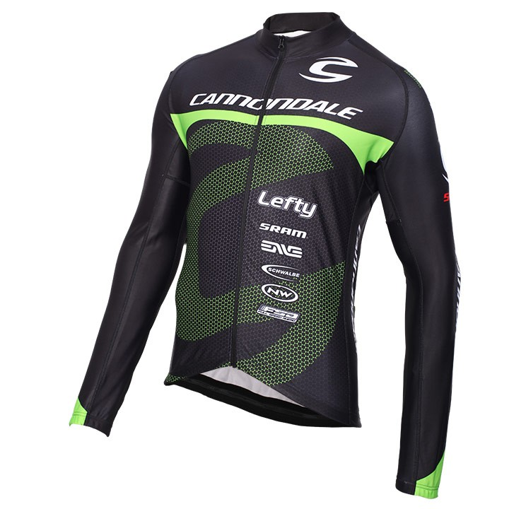 2016 Maillot manches longues CANNONDALE FACTORY RACING