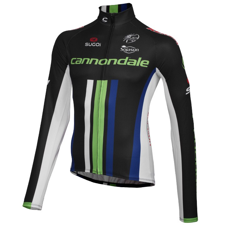 2014 Maillot manches longues CANNONDALE PRO CYCLING noir