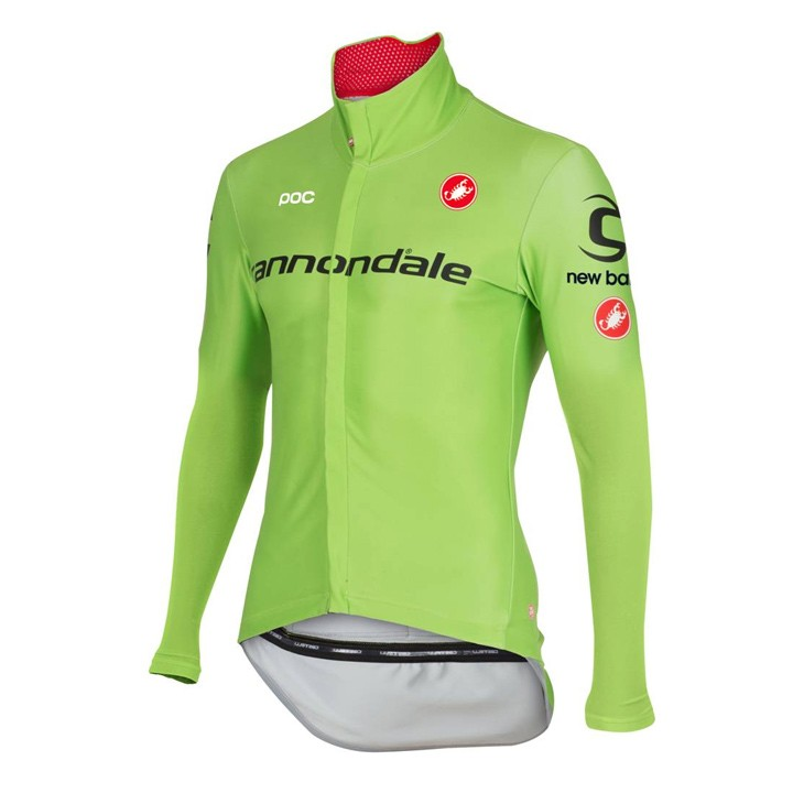 2016 Light Jacket Perfetto CANNONDALE PRO CYCLING TEAM