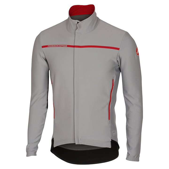 Veste légère CASTELLI Light Jacket Perfetto grise