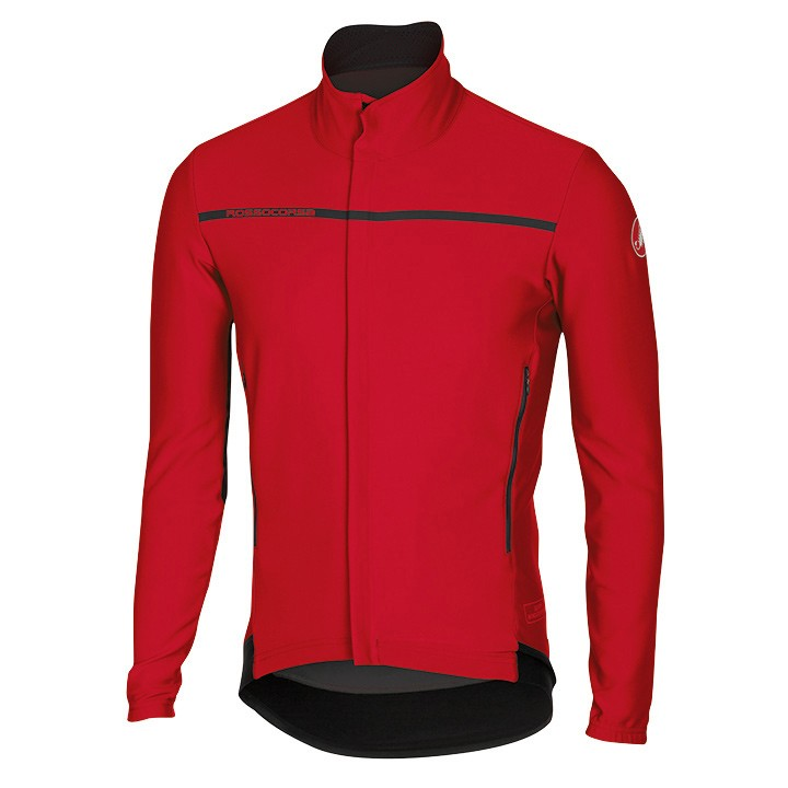 Veste légère CASTELLI Light Jacket Perfetto rouge
