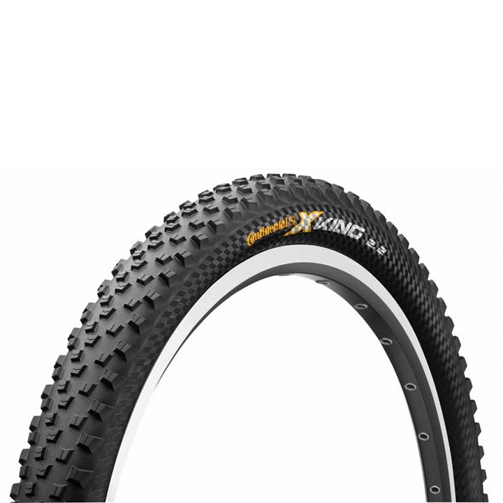 Pneu VTT x King Protection noir 26 x 2.20