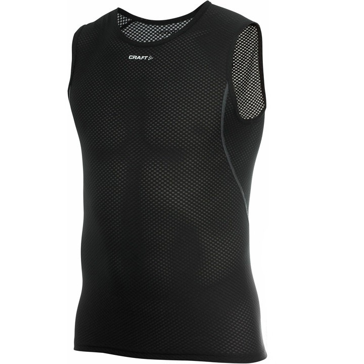 Maillot de corps à bretelles CRAFT Cool Mesh superlight noir