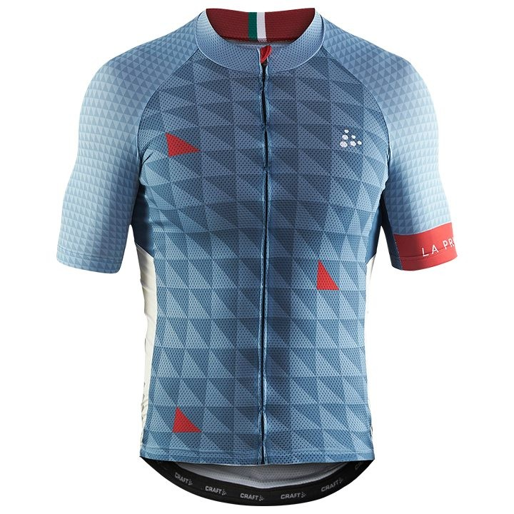 "2017 Maillot manches courtes CRAFT MONUMENTS ""La Primavera"""