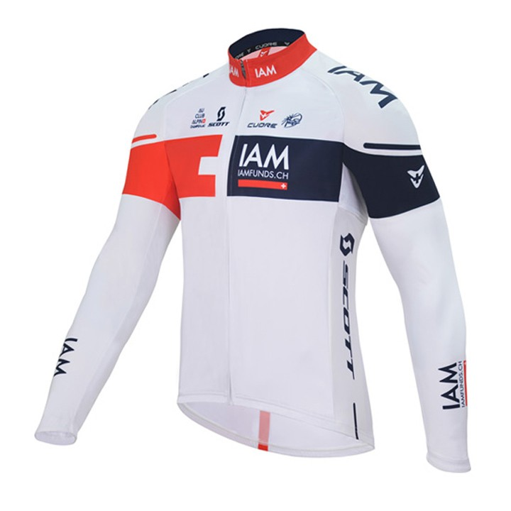 2016 Coupe-vent IAM CYCLING TEAM