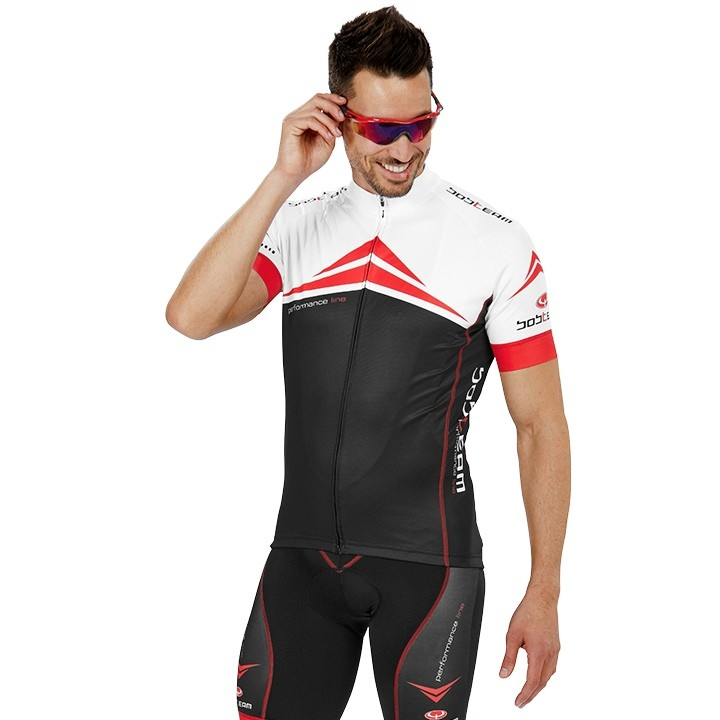 Maillot manches courtes BOBTEAM PERFORMANCE LINE