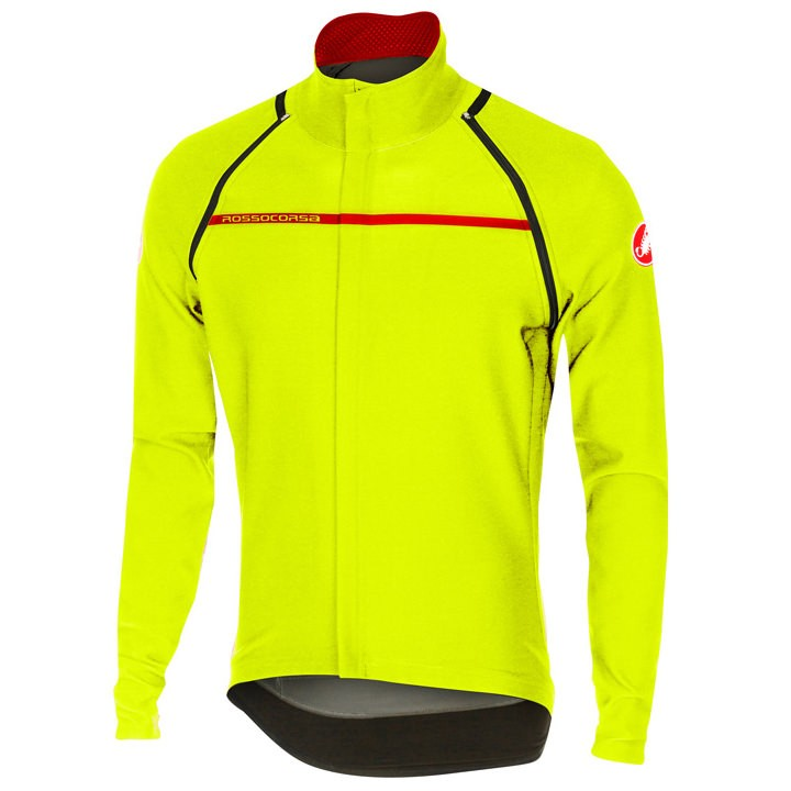 Light Jacket/ maillot maches courtes CASTELLI Perfetto Convertibile