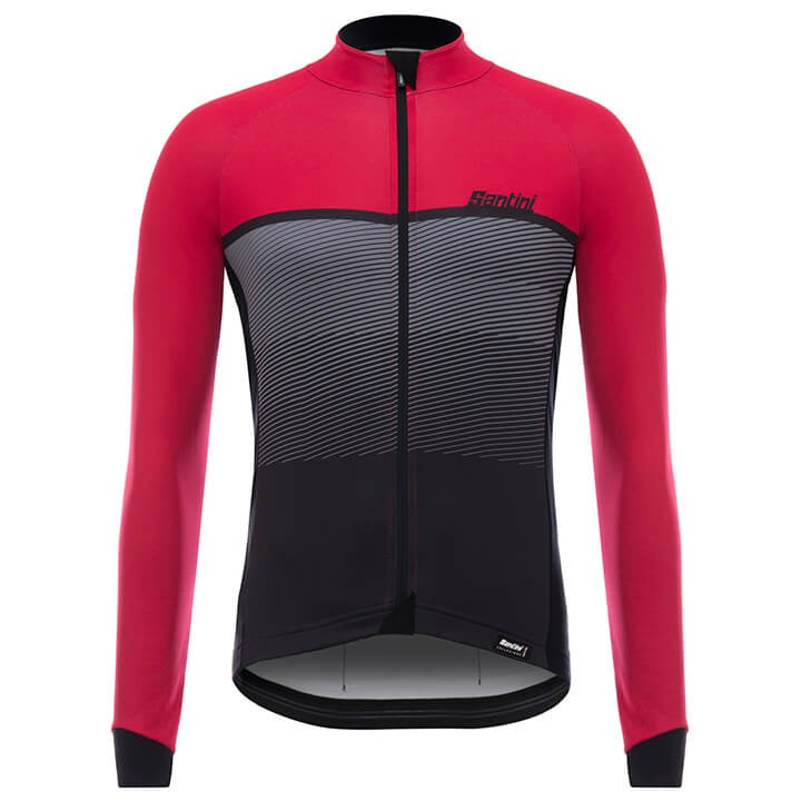 Maillot manches longues SANTINI Epic