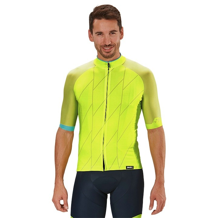 Maillot manches courtes SANTINI Ace