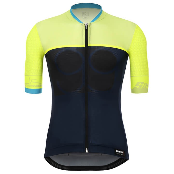Maillot manches courtes SANTINI Sleek 99