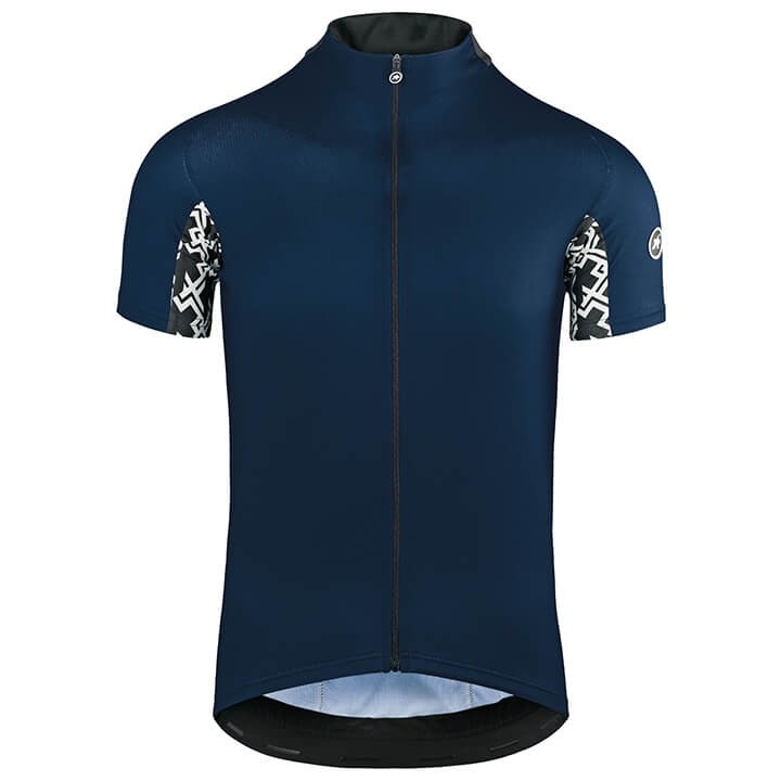 Maillot manches courtes ASSOS Mille GT caleumBlue