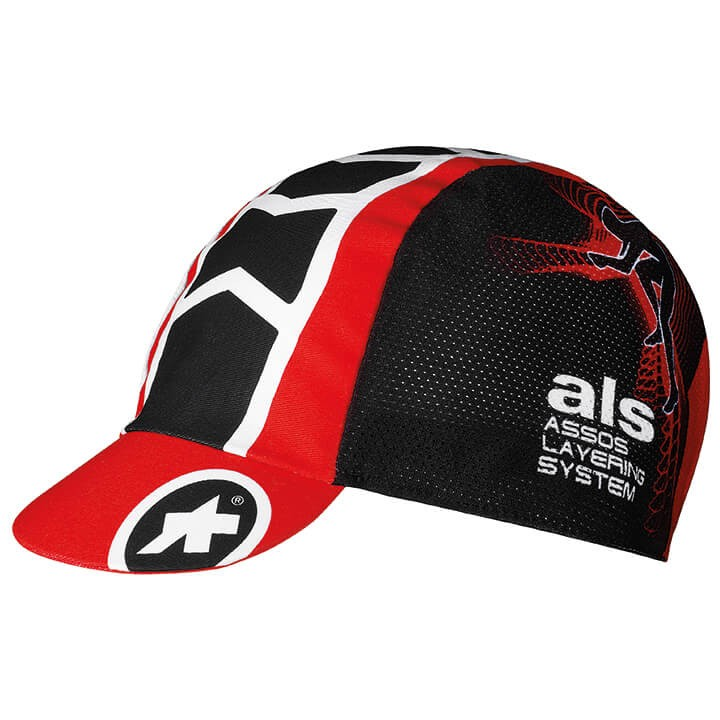 Casquette MilleCap_Evo8 national Red