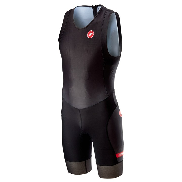 Body triathlon sans manches CASTELLI Short Distance