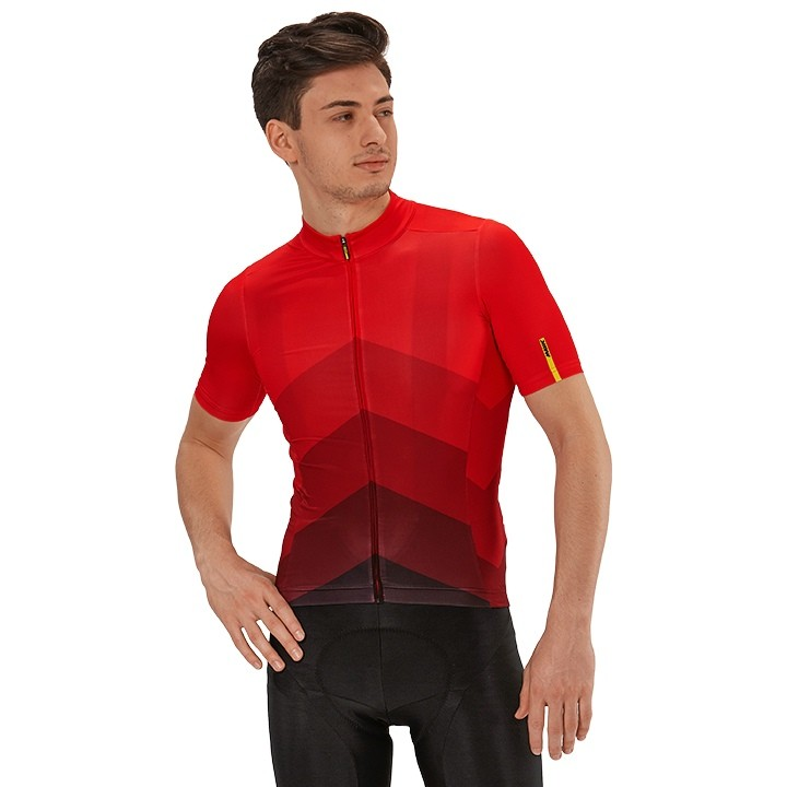 Maillot manches courtes MAVIC Cosmic Gradiant