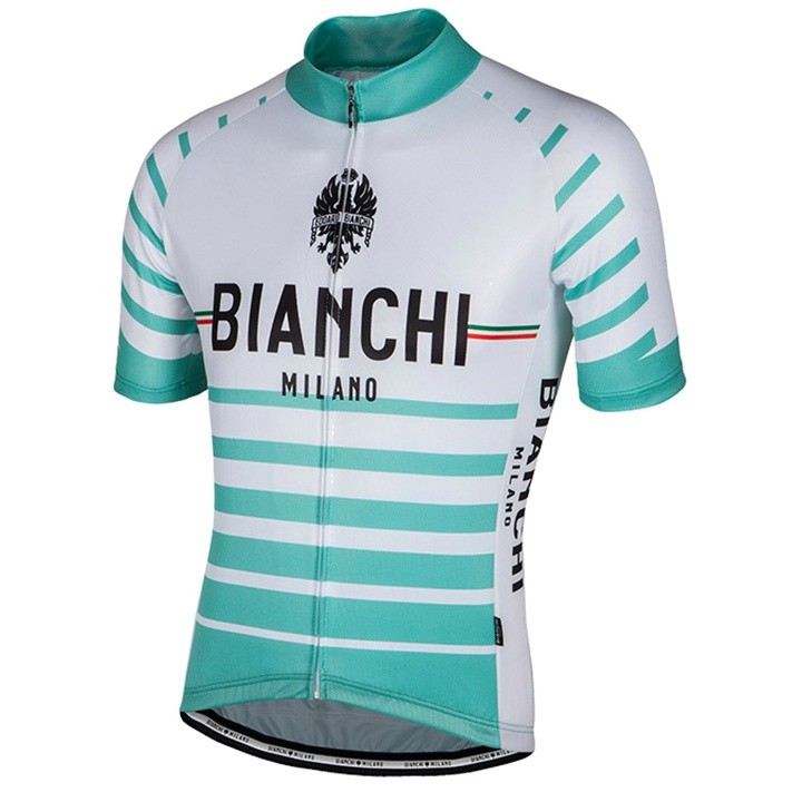 Maillot manches courtes BIANCHI MILANO Albatros