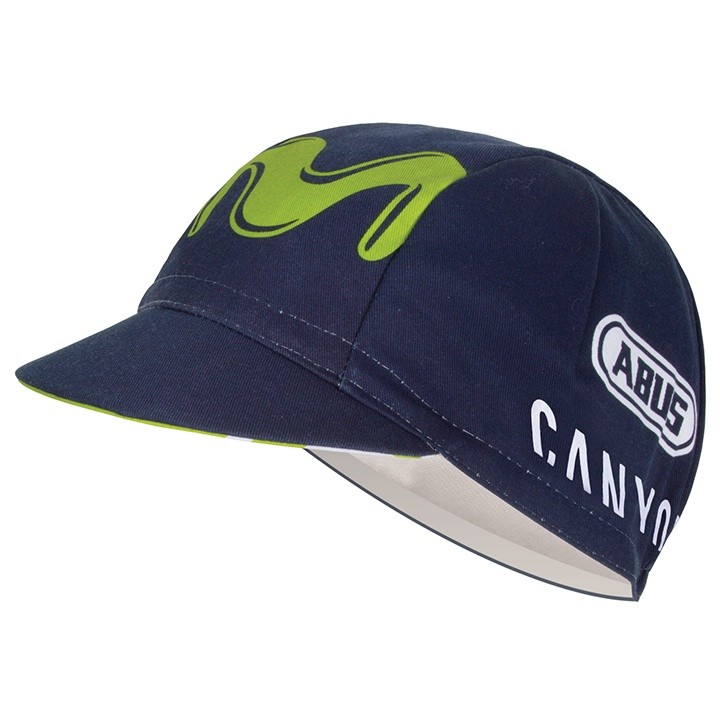 2017 Casquette MOVISTAR TEAM