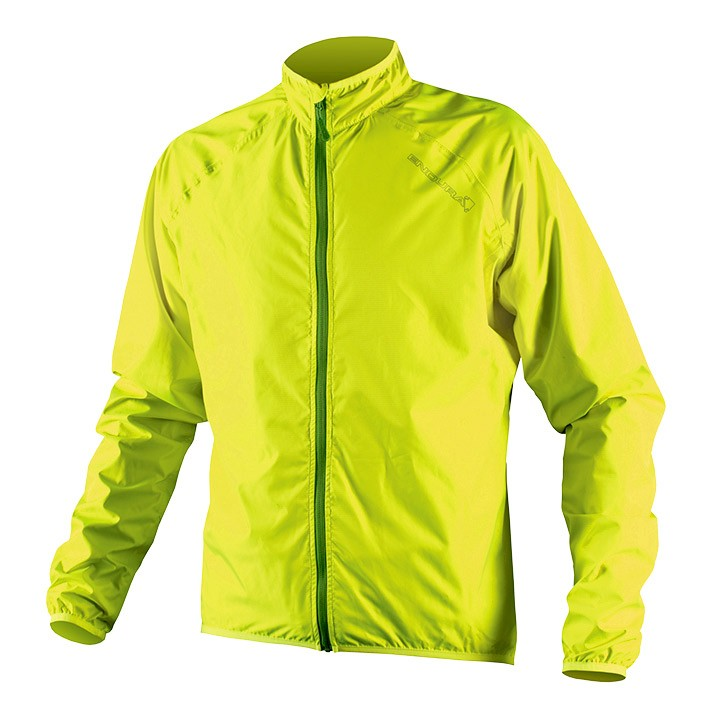 Veste imperméable ENDURA Xtract jaune néon