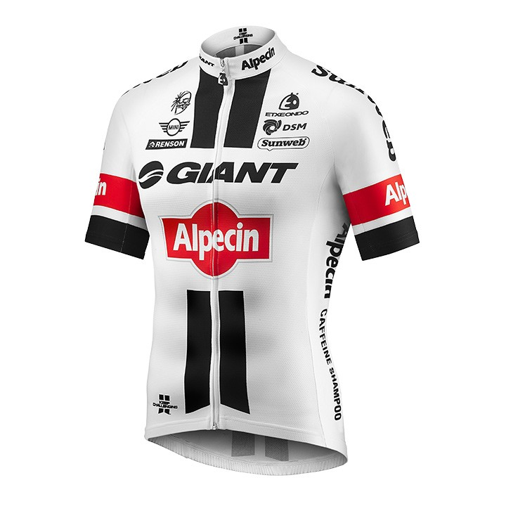 2016 Maillot manches courtes GIANT-ALPECIN Race TDF Edition