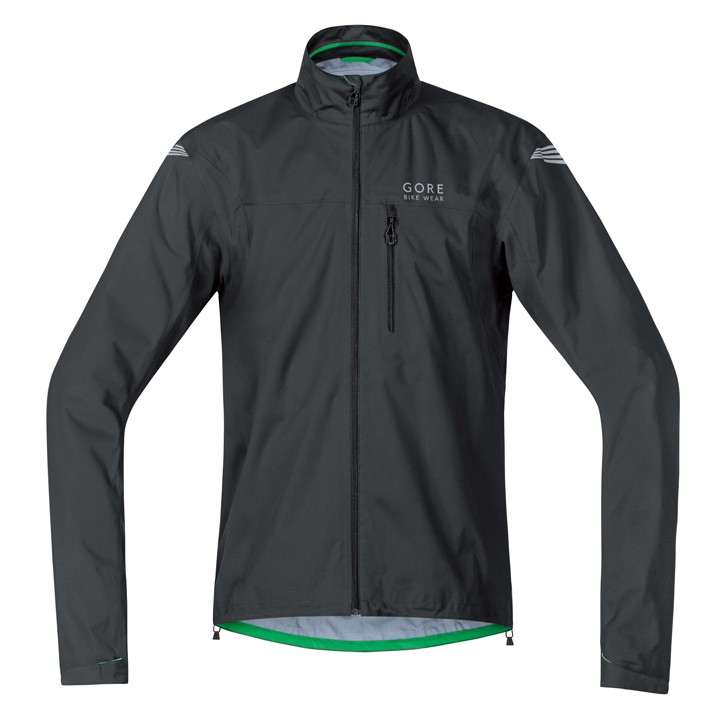 Veste imperméable GORE BIKE WEAR Element GT AS noire