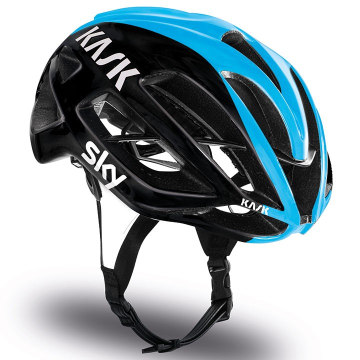 2017 Casque TEAM SKY