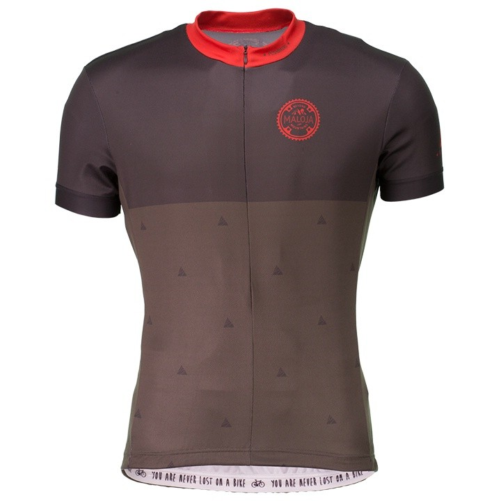 Maillot manches courtes MALOJA PushbikersM.