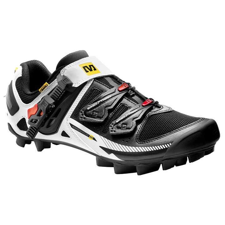 Chaussures VTT MAVIC Tempo noires-blanches