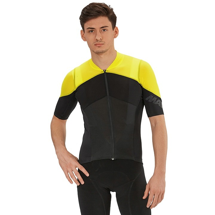 Maillot manches courtes MAVIC Cosmic Ultimate SL