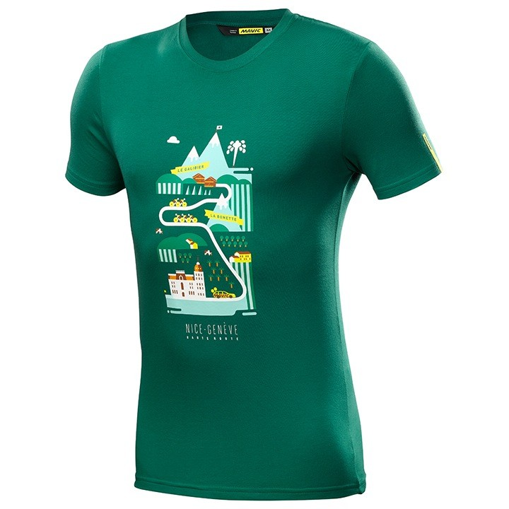 T-shirt MAVIC Haute Route