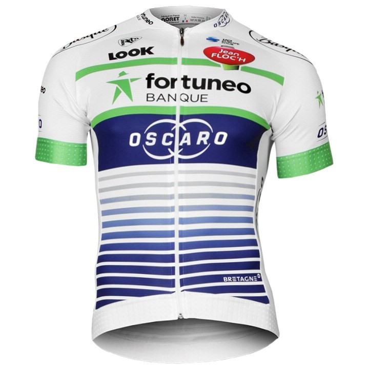 2017 Maillot manches court FORTUNEO-VITAL CONCEPT
