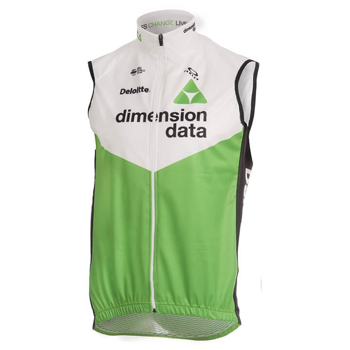 2018 Gilet coupe-vent TEAM DIMENSION DATA