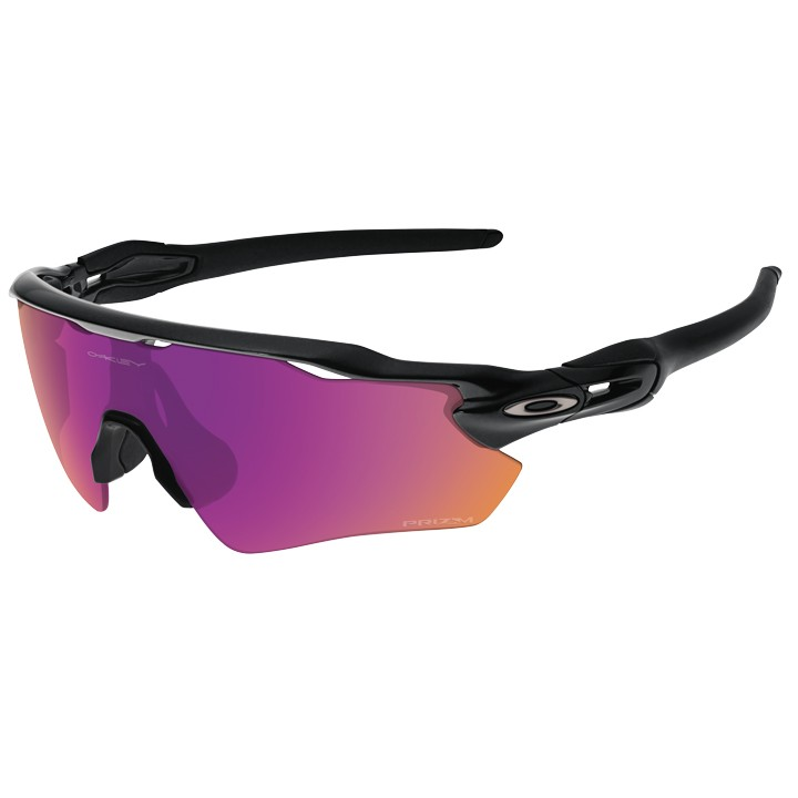 2018 Lunettes de cyclisme Radar EV Path polished black