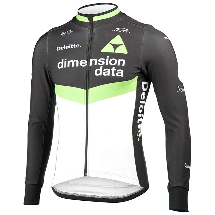 2017 Maillot manches longues TEAM DIMENSION DATA
