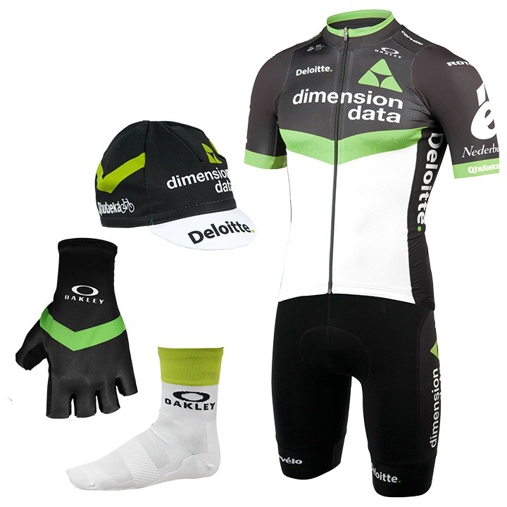 2017 Maxi-Set (5 pièces) DIMENSION DATA FOR QHUBEKA Race