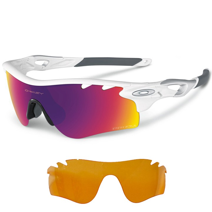 2018 Set de lunettes Radarlock Path infrared positive prizm road