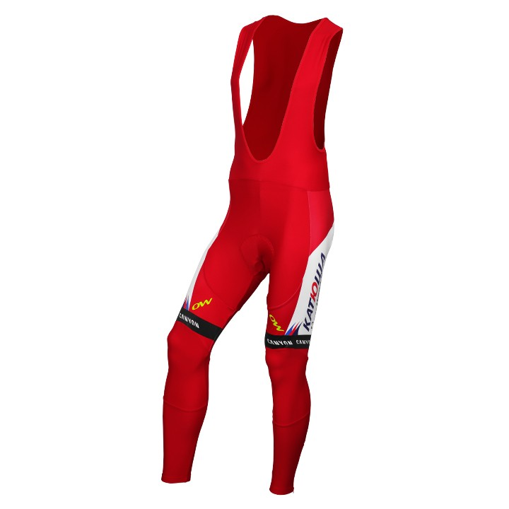 2015 Collant à bretelles TEAM KATUSHA