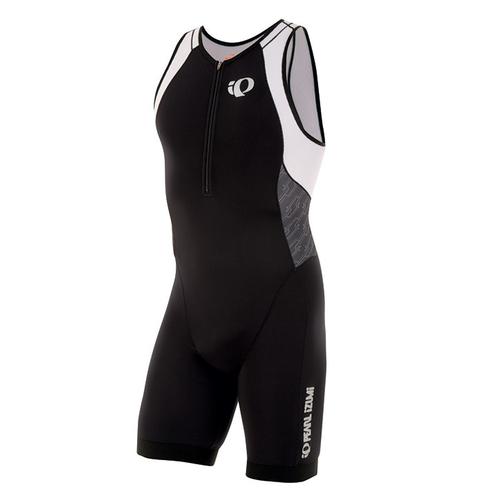 Body triathlon PEARL IZUMI Elite In-R-Cool noir-blanc