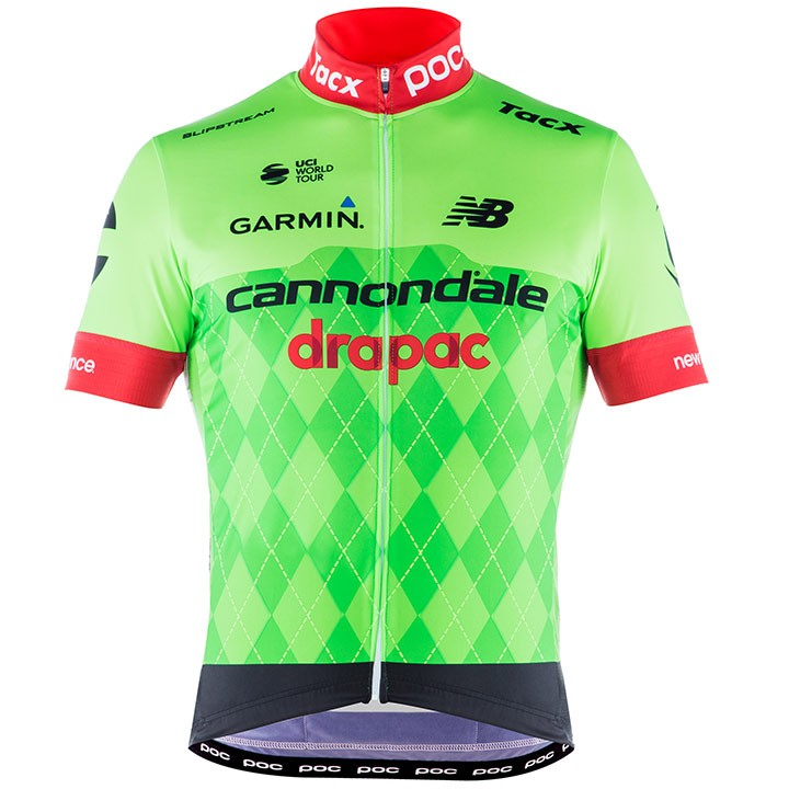 2017 Maillot manches courtes CANNONDALE DRAPAC
