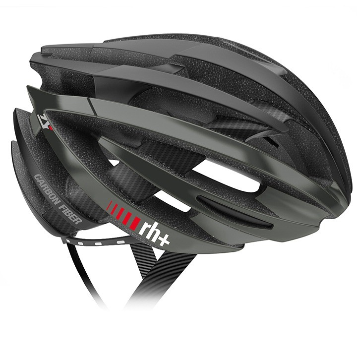 2018 Casque route rh+ZY Carbon Fiber