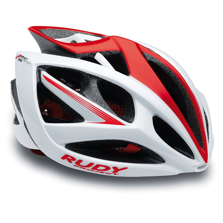 2017 Casque RUDY PROJECT Airstorm white-red shiny