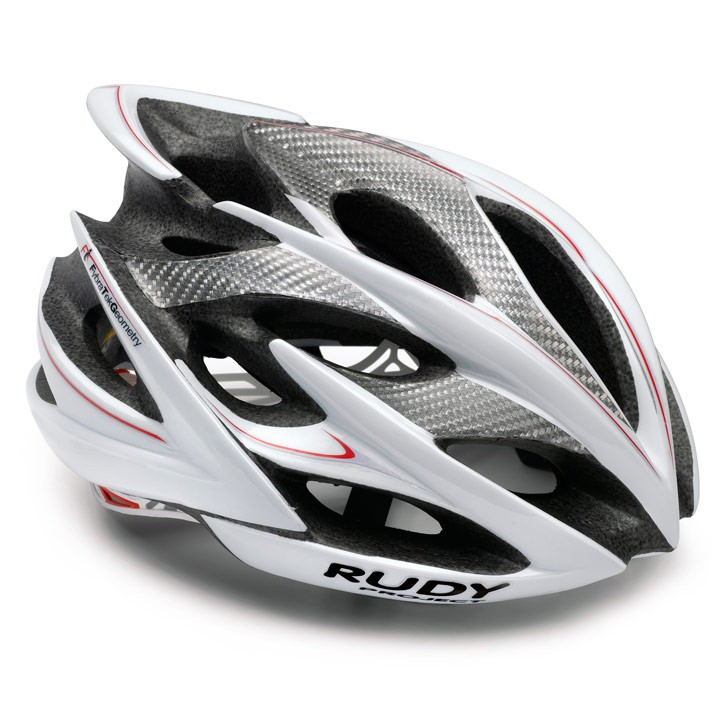 2018 Casque RUDY PROJECT Windmax white-silver shiny