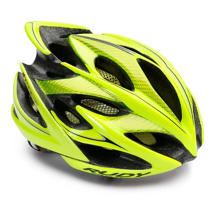 2018 Casque RUDY PROJECT Windmax yellow fluo-black shiny