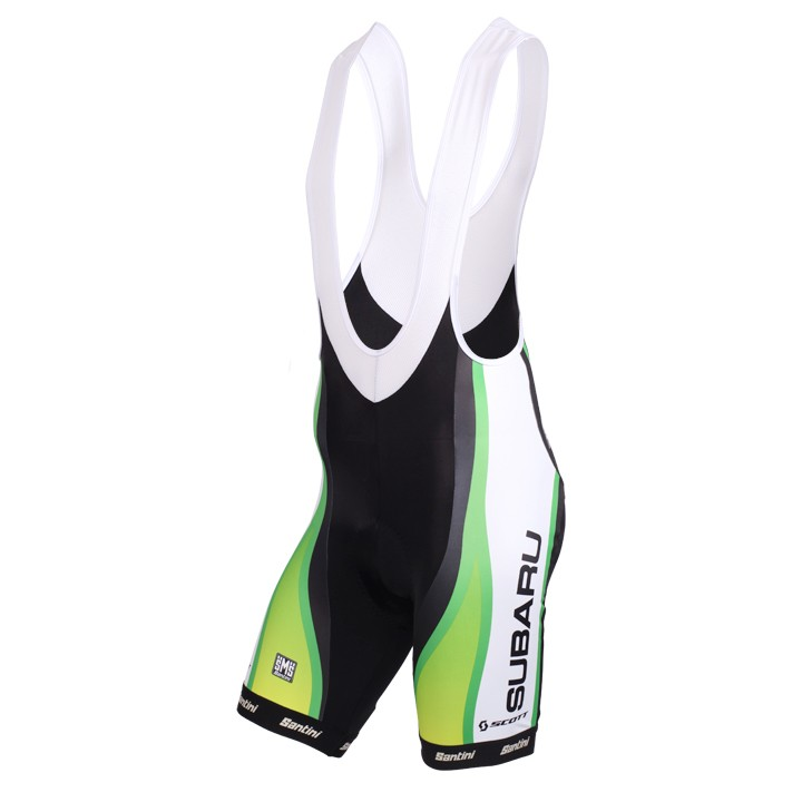 Cuissard à bretelles GreenEdge Cycling Champion australien 2011-12